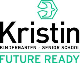Photo of a Dove, the Kristin logo. With the phrase Kristin Future Ready.